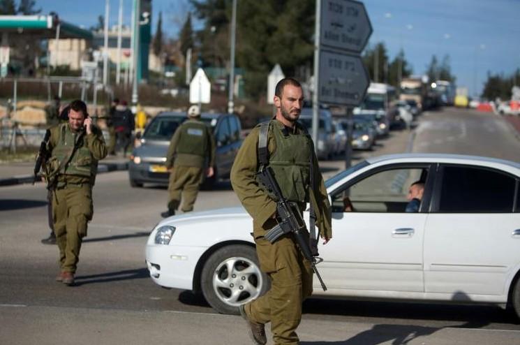 Cisjordanie: tentative d'attaque contre des soldats, deux Palestiniens tués