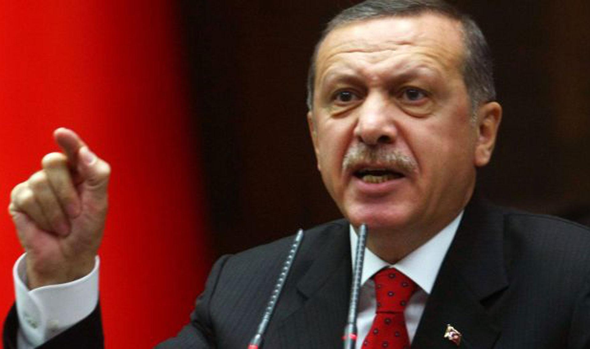 "Erdogan: ""Daech a attaqué la Turquie à dix reprises"""