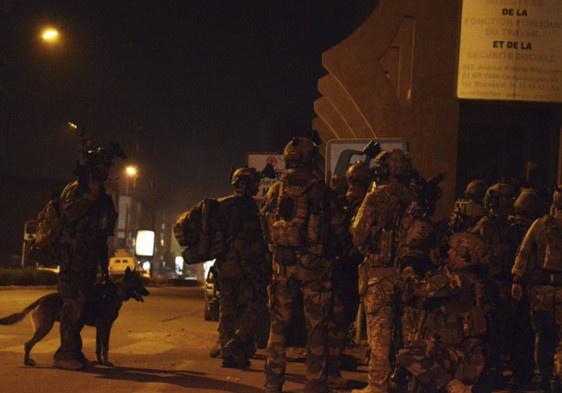 Les opérations sont terminées à Ouagadougou