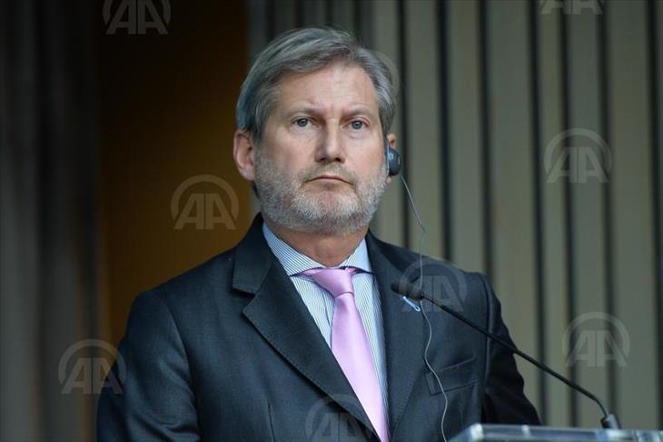 """""""Le PKK doit arrêter de déclarer l'autonomie et reprendre le dialogue politique"""" (Commissaire européen)"""