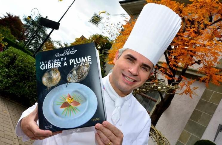Décès du grand chef cuisinier franco-suisse Benoît Violier