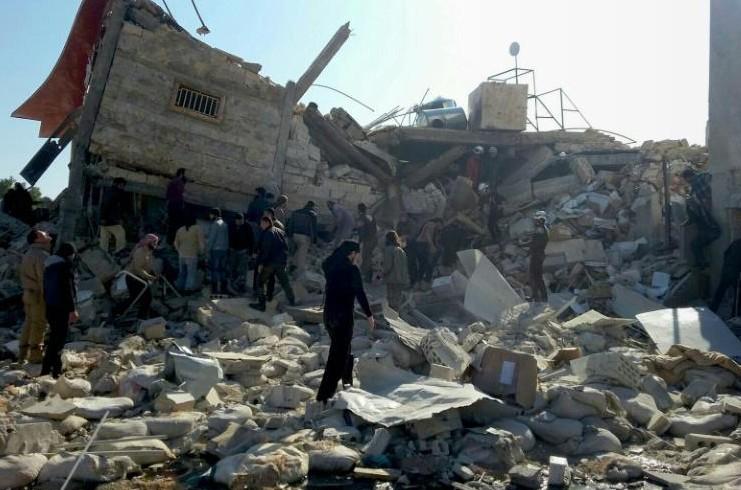 Le bombardement de l'hôpital MSF en Syrie a fait 25 morts