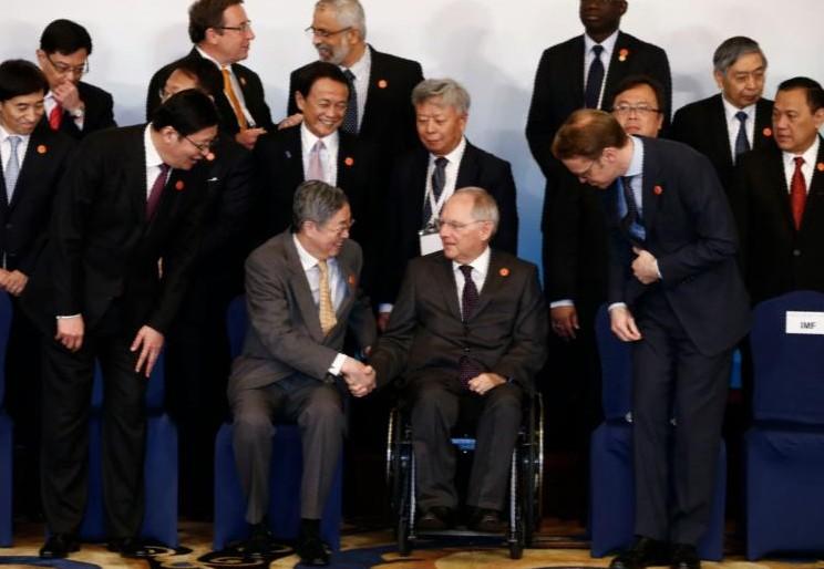 """Le G20-Finances appelle à utiliser """"tous les outils"""" pour soutenir l'économie"""
