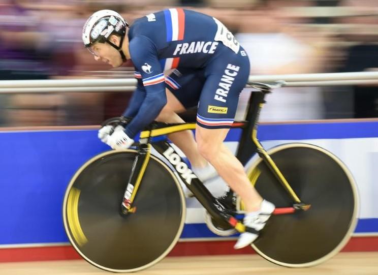 Cyclisme sur piste: François Pervis, la perte de vitesse aux Mondiaux