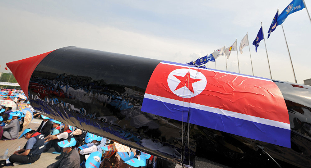 Pyongyang menace de rayer Manhattan de la surface de la Terre