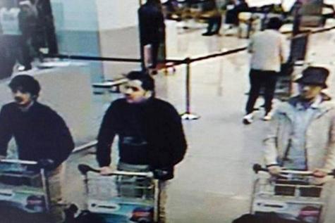 Les kamikazes de l'aéroport de Bruxelles seraient deux frères liés aux attentats de Paris