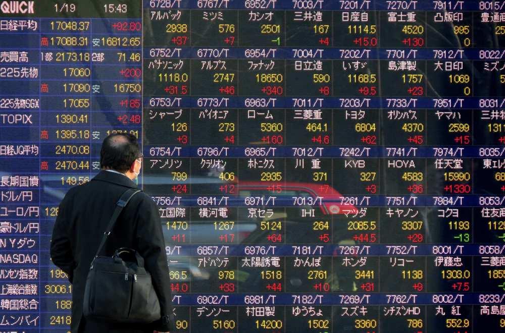 Bourse de Tokyo: le Nikkei finit en hausse de 0,77%