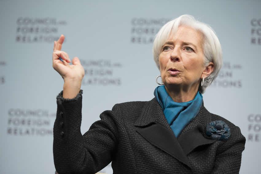 """La reprise mondiale """"trop lente"""" et """"trop fragile"""", selon le FMI"""