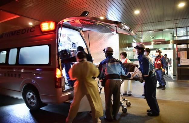 Nouveau séisme au Japon: le bilan s'alourdit à 18 morts