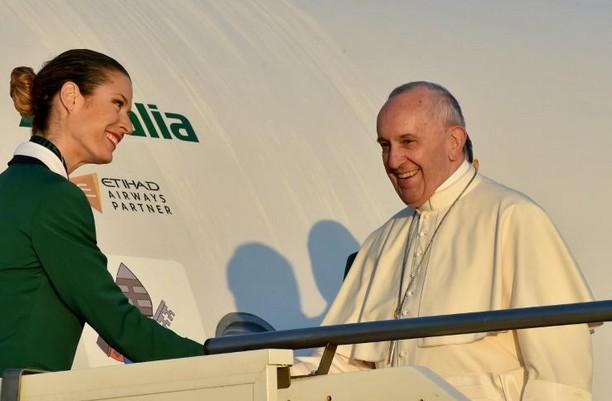 Le pape à Lesbos pour réaffirmer son message de solidarité envers les migrants
