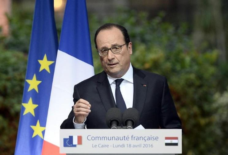 Sondage: Hollande absent du second tour quel que soit le candidat de droite