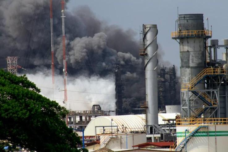 Explosion dans une usine au Mexique: 3 morts et 140 blessés