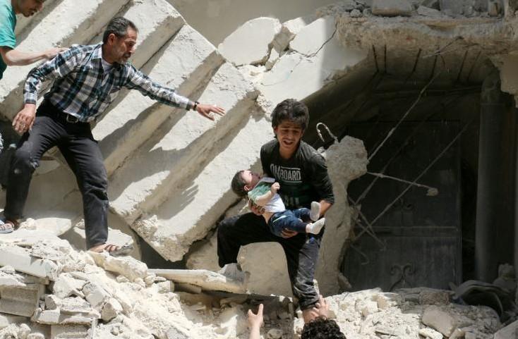 Syrie: voyage éclair de Kerry à Genève pour tenter de sauver le cessez-le-feu