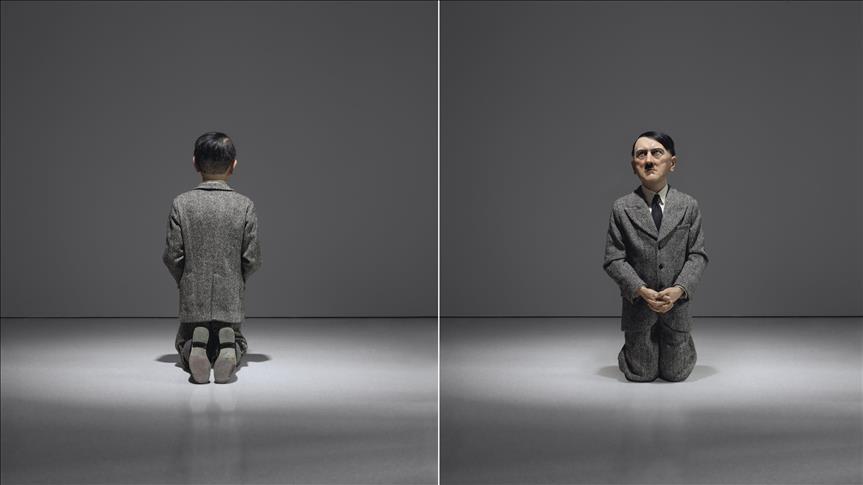Une statue d'Hitler adjugée pour 17 millions de dollars