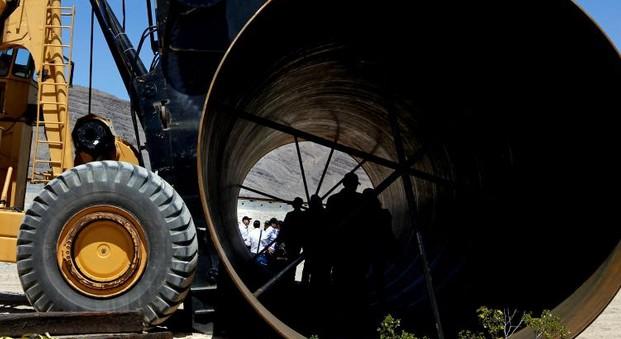 Premier test public d'une technologie pour le train du futur Hyperloop