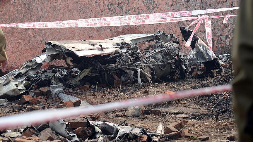 Libye: Mort d'un pilote dans le crash d'un avion militaire à Tobrouk