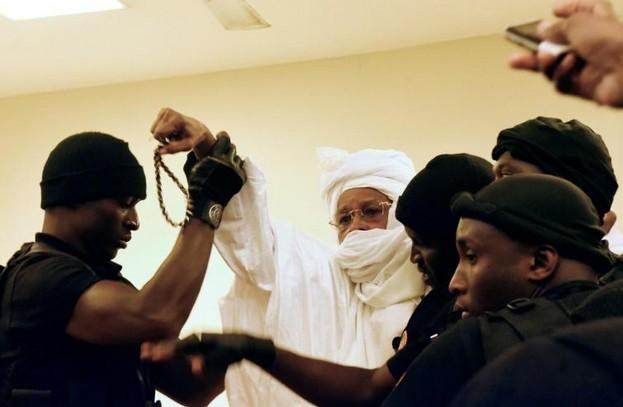 L'ex-président Habré condamné à perpétuité, 25 ans après sa chute