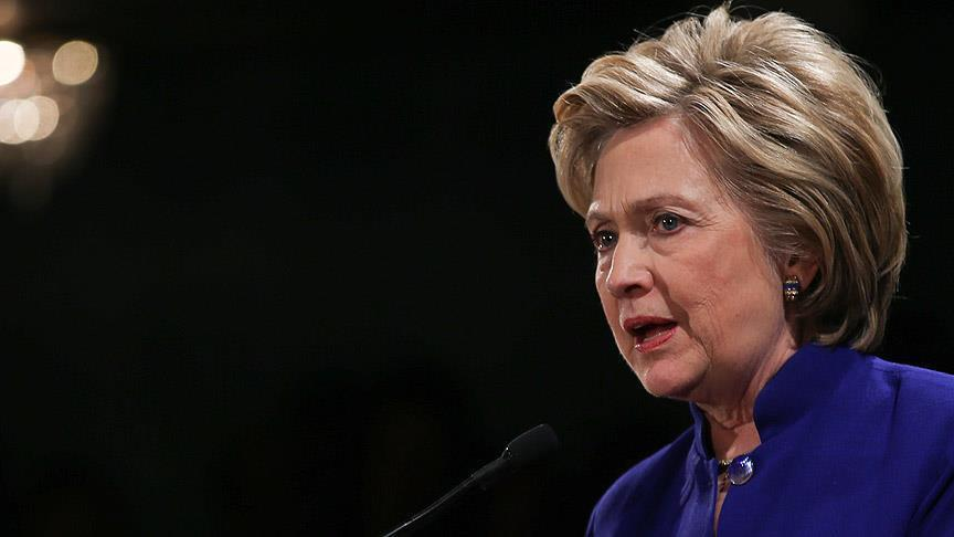 Etats-Unis : Clinton au seuil de l'investiture démocrate pour les présidentielles