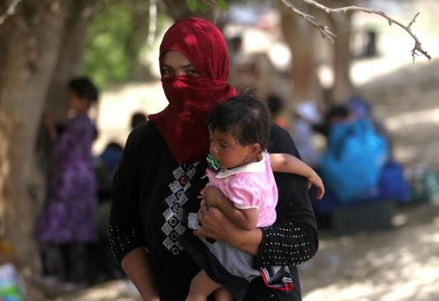 Irak: l'angoissant périple d'une famille fuyant l'EI à Fallouja