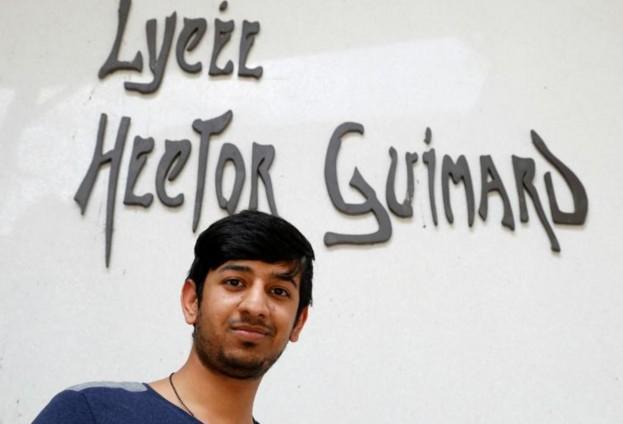 Ali, lycéen pakistanais de 21 ans