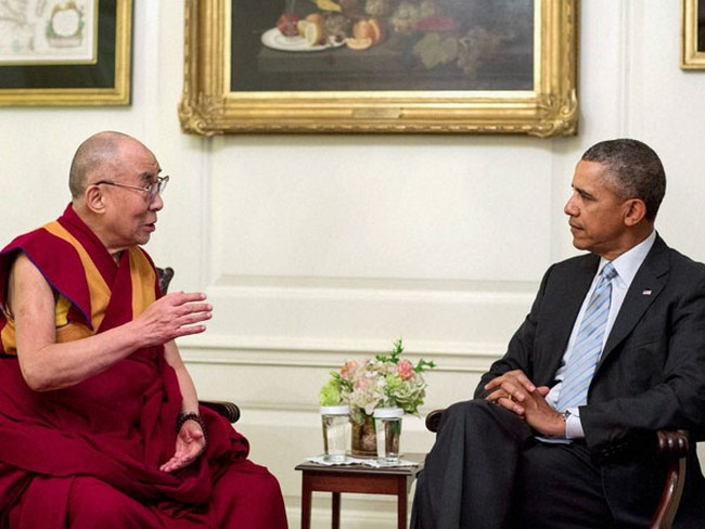 La Maison Blanche : « Le Tibet fait partie de la Chine »