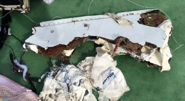 Les deux boîtes noires de l'Airbus d'EgyptAir retrouvées