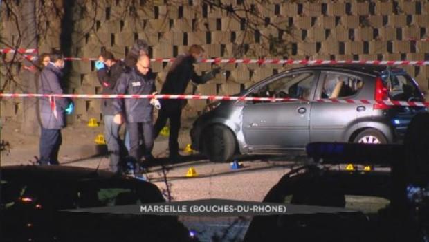 Deux morts à Marseille dans un règlement de comptes