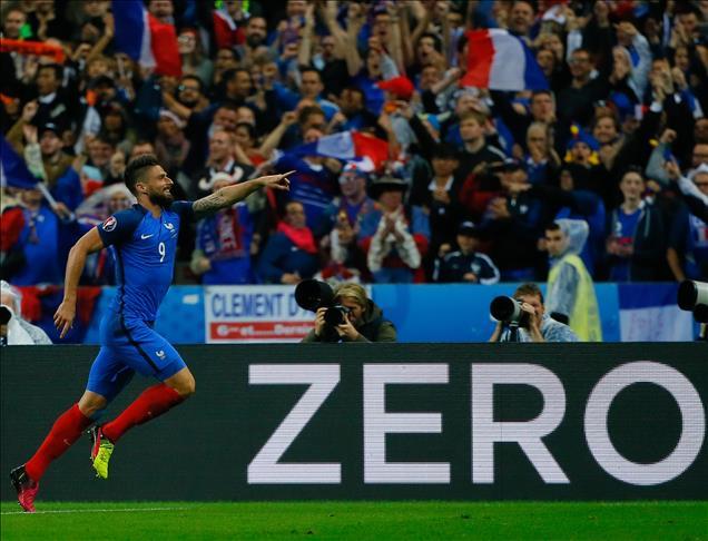 Euro 2016 – La France surclasse l'Islande et se qualifie en demi-finale