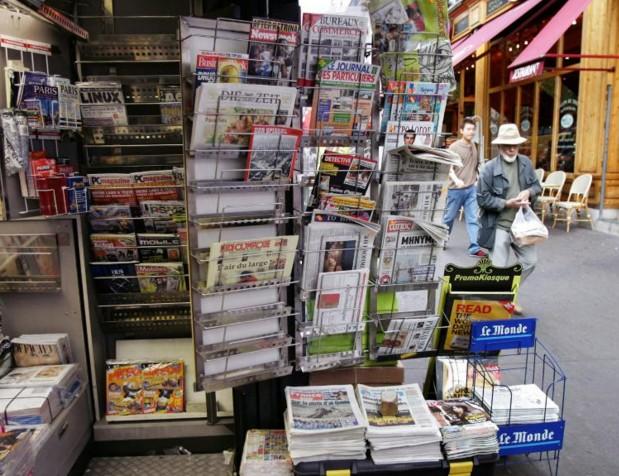 Vers la fin des kiosques hausmanniens chers aux Parisiens?