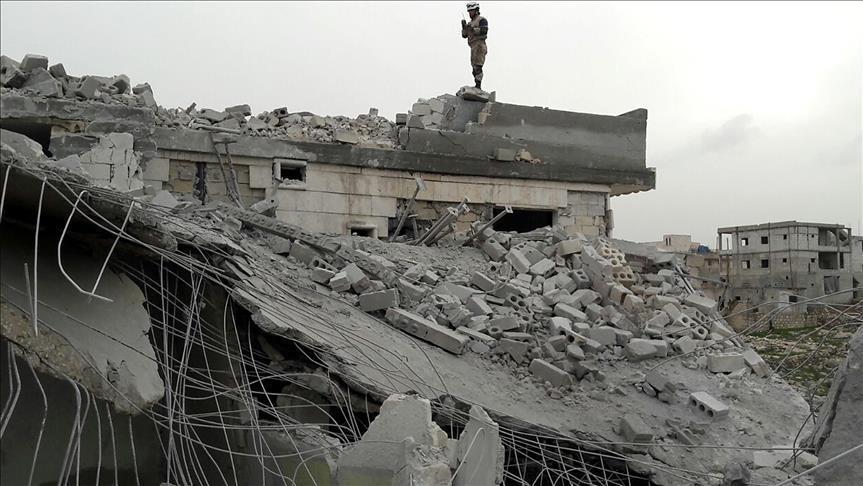 Syrie : Les frappes aériennes russes font 22 morts à Alep