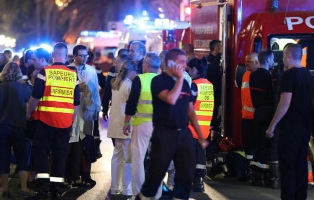 Attentat du 14 juillet à Nice: 84 morts sur la Promenade des Anglais