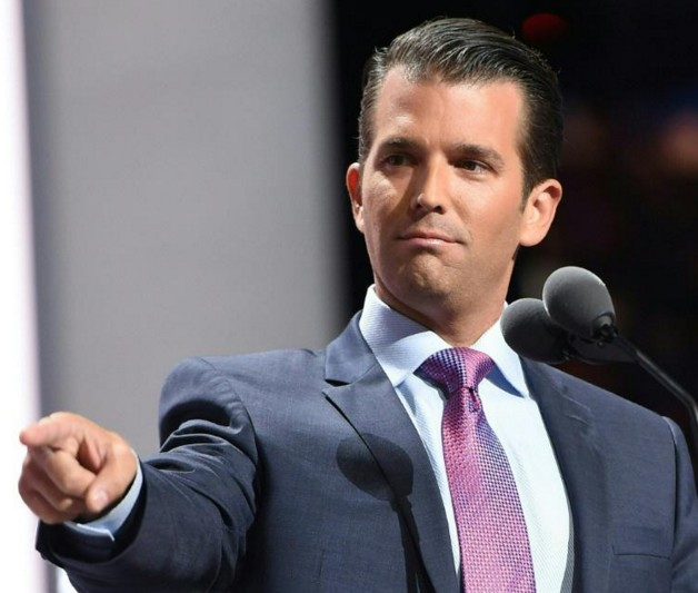 Donald Trump Jr, avocat éloquent de son père à la convention