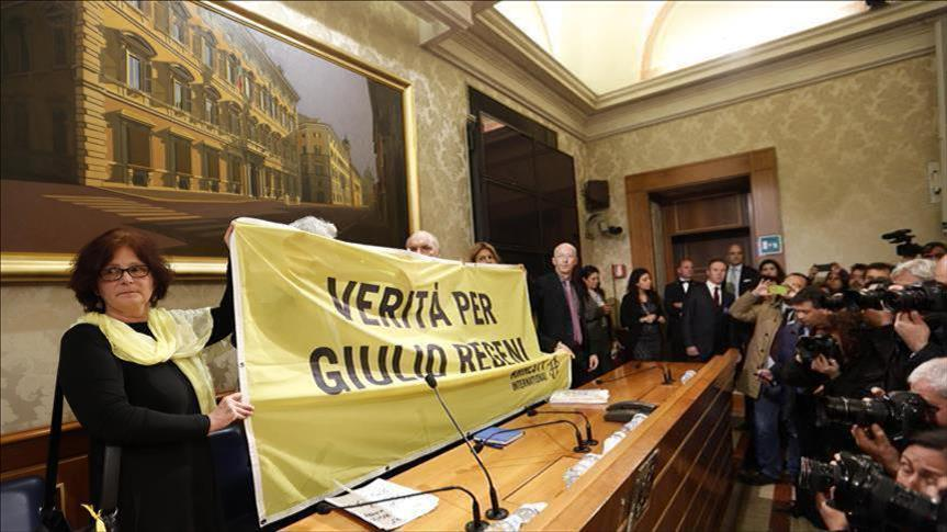 """Affaire Regeni: Amnesty exhorte l'Italie à prendre des mesures """"plus sévères"""" à l'égard de l'Egypte"""