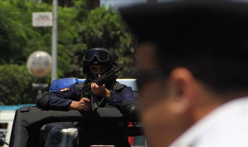 Egypte : Trois policiers blessés dans une fusillade à l'ouest du Caire