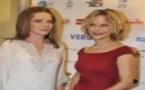 Meg Ryan et la Reine Noor de Jordanie ont illuminé l'Opéra bastille !