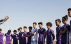 Dans la peau d'un entraîneur de foot irakien qui a perdu la voix