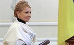Ukraine: Timochenko salue la fin de la crise politique