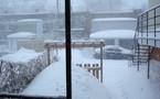 De 5 à 10 cm de neige annoncés en plaine aujourd'hui