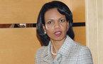 Condoleezza Rice a consulté des pays arabes sur l'Iran