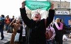 Les Palestiniens manifestent, Israël poursuit ses frappes sur Gaza