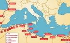 La caravane britannique de solidarité avec Ghaza quitte le territoire tunisien