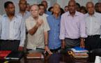 """Malgré la signature d'un accord, la Martinique reste """"mobilisée"""""""
