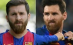 Ressembler à Messi n'est pas de tout repos en Iran