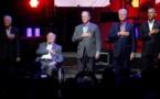 Cinq anciens présidents US et Trump en vidéo à un concert caritatif