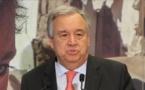 """Guterres s'adressant aux Centrafricains: """"Votre diversité est une richesse, pas une menace"""""""