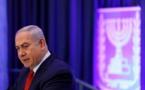 """Netanyahu: """"beaucoup"""" de pays suivront les USA sur Jérusalem"""