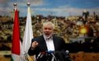 Le Hamas appelle à une nouvelle intifada contre Israël