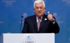 "Abbas: ""Washington a transformé l'accord de l'époque en la gifle de l'époque"""