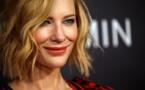 """Cate Blanchett, """"présidente engagée"""" du 71e festival de Cannes"""