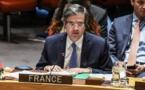 La contestation en Iran ne menace pas la paix internationale, estime l'ambassadeur de France à l'Onu